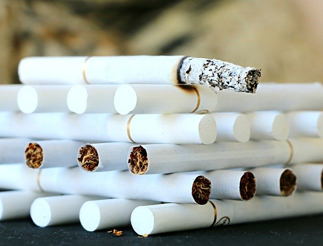 cigarette à rouler